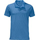 Jack Wolfskin Travel t-shirt Heren blauw